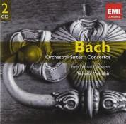 Yehudi Menuhin, Bath Festival Orchestra: J.S. Bach: Orchestral Suites & Concertos - CD