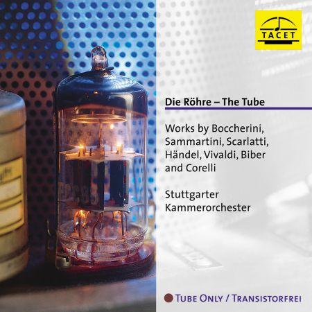 Stuttgarter Kammerorchester: Die Röhre / The Tube - Plak