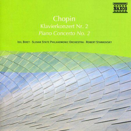 İdil Biret: Chopin: Piano Concerto No. 2 / Allegro De Concert / Andante Spianato and Grand Polonaise - CD