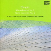 İdil Biret: Chopin: Piano Concerto No. 2 / Allegro De Concert / Andante Spianato and Grand Polonaise - CD