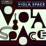 Nobuko Imai, Yoshiko Kawamoto, Junji Suganuma, Çeşitli Sanatçılar: Viola Space - contemporary works for viola - CD
