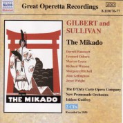 Isidore Godfrey: Sullivan: Mikado (The) (D'Oyly Carte) (1950) - CD