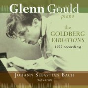 Glenn Gould: Bach: The Goldberg Variations - Plak