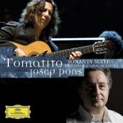 Tomatito, Orquesta Nacional De Espana, Josep Pons: Sonanta Suite - CD