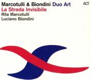 Rita Marcotulli, Luciano Bondini: La Strada Invisibile - CD