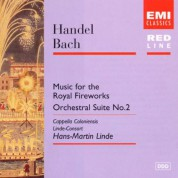 Cappella Coloniensis, Hans-Martin Linde: Handel: Music For the Royal Fireworks, Orchestral Suite No. 2 - CD