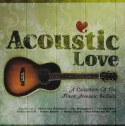 Çeşitli Sanatçılar: Acoustic Love - CD