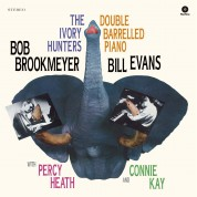 Bill Evans, Bob Brookmeyer: The Ivory Hunters - Plak