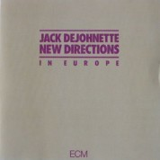 Jack DeJohnette: New Directions In Europe - CD