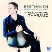 Alexandre Tharaud: Beethoven: Piano Sonatas Nos 30-32 - Plak