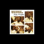 Muddy Waters: Folk Singer (45rpm-edition) - Plak