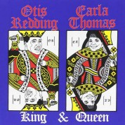 Otis Redding, Carla Thomas: King & Queen - Plak