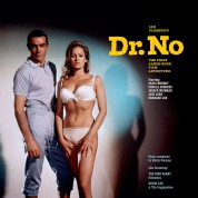 Monty Norman, John Barry, Byron Lee: OST - Dr. No (The Complete Original Soundtrack. - Limited Edition in Solid Red Colored Vinyl.) - Plak