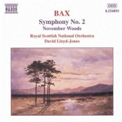 Bax: Symphony No. 2 / November Woods - CD