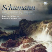 Francesco Dillon, Emanuel Torquati: Schumann: Cello Transcriptions - CD