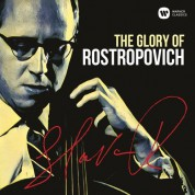 Mstislav Rostropovich: Slava - The Glory of Rostropovich - CD