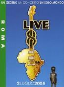 Çeşitli Sanatçılar: Live 8  'Roma' - DVD