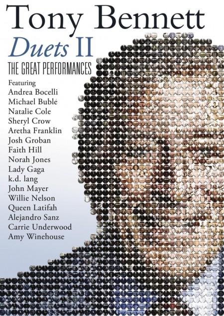 Tony Bennett: Duets II: The Great Performances - DVD