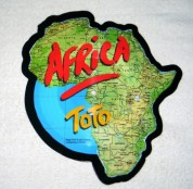 Toto: Africa 12' - Plak
