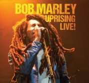 Bob Marley & The Wailers: Uprising Live! (Live From Westfalenhalle, 1980 - Orange Vinyl) - Plak
