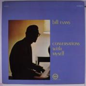 Bill Evans: Conversations With Myself - Plak