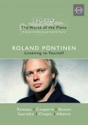Roland Pöntinen: The World of the Piano: Roland Pöntinen - DVD