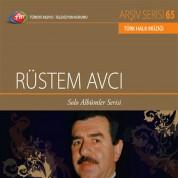 Rüstem Avcı: TRT Arşiv Serisi 65 - Solo Albümler Serisi - CD