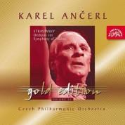 Karel Ancerl, Czech Philharmonic Orchestra: Stravinsky: Oedipus Rex & Symphonie de Psaumes - CD