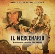 Ennio Morricone: Il Mercenario (Soundtrack - Remastered - Gold Vinyl) - Plak