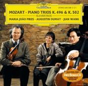 Augustin Dumay, Jian Wang, Maria João Pires: Mozart: Klaviertrios Kv 496 & 502 - CD