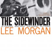 Lee Morgan: The Sidewinder - Plak