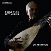 Jakob Lindberg: Weiss: Lute Music 2 - CD
