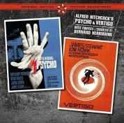 Bernard Herrmann: OST - Psycho + Vertigo - CD