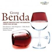 Elena Bertuzzi, Paolo Borgonovo, Ulrike Slowik, Ensemble Arcomelo, Michele Benuzzi: Benda: Chamber Music and Songs - CD