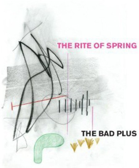 Bad Plus: The Rite Of Spring - CD