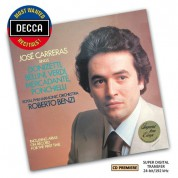 Roberto Benzi, Royal Philharmonic Orchestra: Carreras - Sings Donizetti, Bellini, Verdi - CD