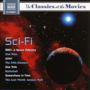 Classics at the Movies: Sci-Fi - CD