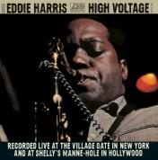 Eddie Harris: High Voltage - CD