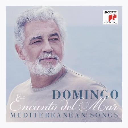 Plácido Domingo: Encanto Del Mar (Mediterranean Songs) - CD