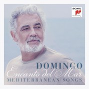 Plácido Domingo: Encanto Del Mar (Mediterranean Songs) - CD
