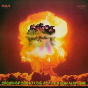 Jefferson Airplane: Crown Of Creation - Plak