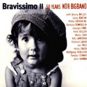 NDR Big Band: Bravissimo II - CD