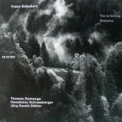 Thomas Demenga, Hansheinz Schneeberger, Jörg Ewald Dahler: Franz Schubert: Trio in Es-Dur / Notturno - CD