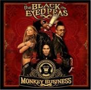Black Eyed Peas: Monkey Business - CD
