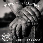 Joe Bonamassa: Blues Of Desperation - Plak