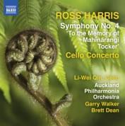 Brett Dean, Li-wei Qin: Ross Harris: Symphony No. 4 & Cello Concerto - CD