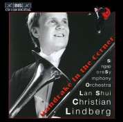 Christian Lindberg: Mandrake in the Corner - trombone and orchestra - CD