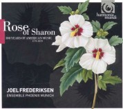 Joel Frederiksen, Ensemble Phoenix Munich: Rose of Sharon - CD