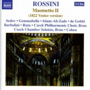 Rossini: Maometto Secondo - CD