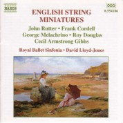English String Miniatures, Vol. 1 - CD